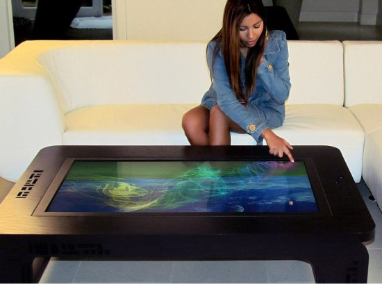 Multi Touch Tables