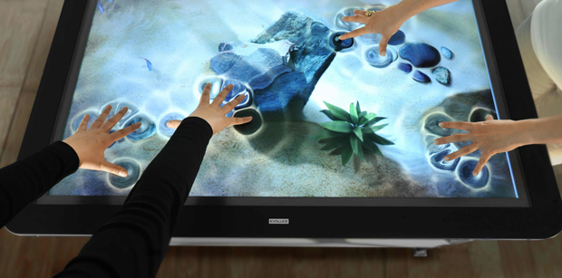 Multi-Touch Screens